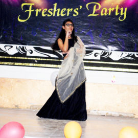 fresher's Party-2019