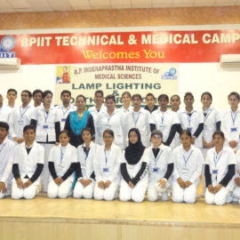 Lamp Lighting & Oath Ceramony