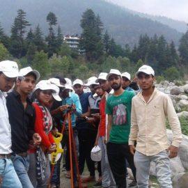 Survey Camp Manali