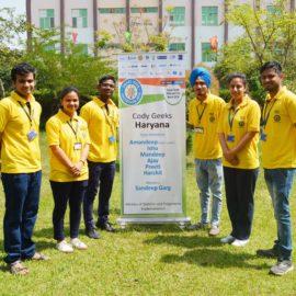 Hackathon 2018 Participation Team