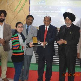 Kalpna Chawla Awards Ceremony