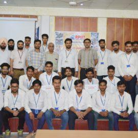 Mechanical One Day Workshop on IC Engine