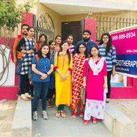 Physiotherapy Industrial Visit