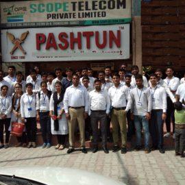 Scope Telecom Visit